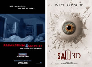 Paranormal Activity : Saw 3D