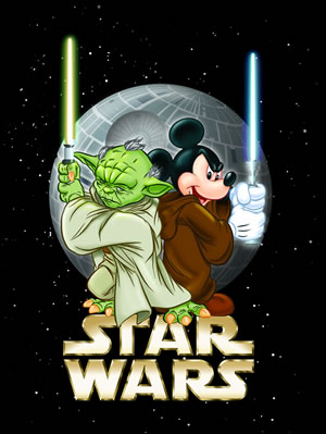 Walt Disney Pictures / Star Wars