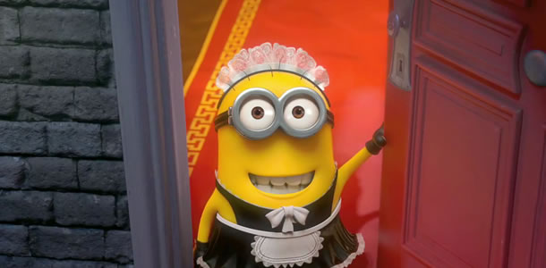 Minions Rule New 'Despicable Me 2' Trailer - ComingSoon.net