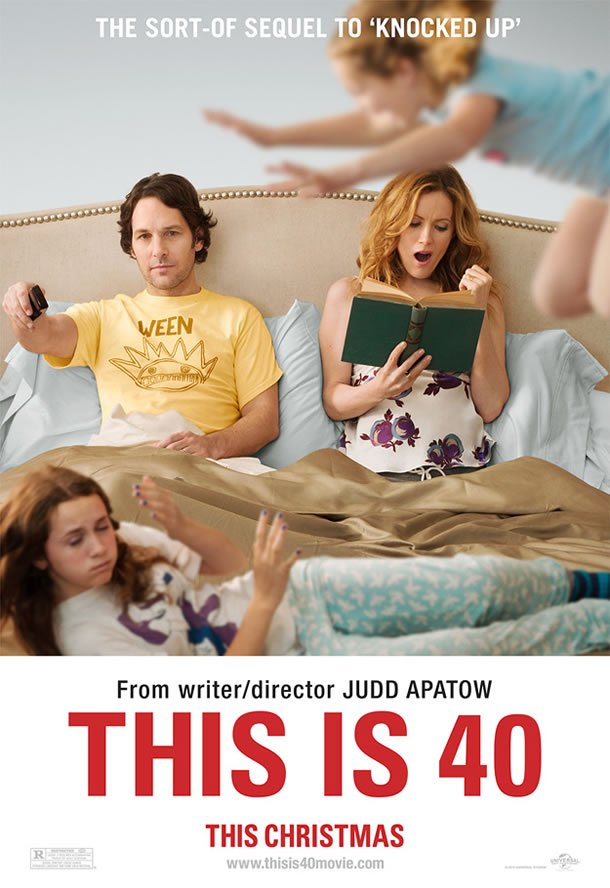 This is 40 : Poster