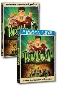 ParaNorman on DVD Blu-ray today