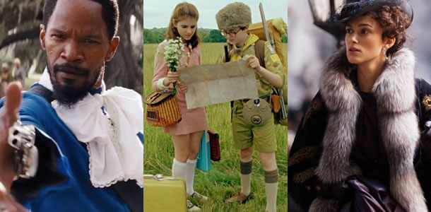 2013 Oscar Predictions: Best Costumes