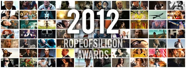2012 RopeofSilicon Movie Awards
