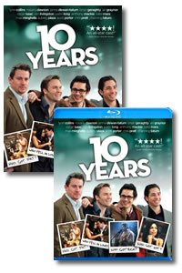 10 Years on DVD Blu-ray today