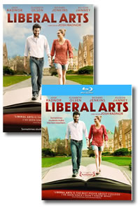 Liberal Arts on DVD Blu-ray today
