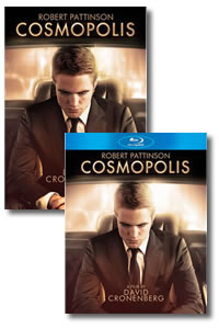 Cosmopolis on DVD and Blu-ray