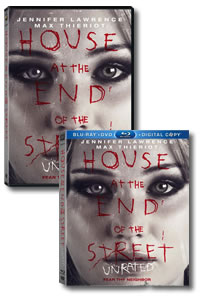 House at the End of the Street on DVD Blu-ray today