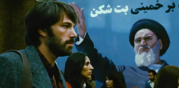 Argo was a critically acclaimed one of the Ben Affleck movies.