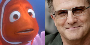Finding Nemo / Albert Brooks