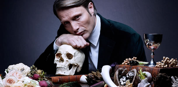 Mads Mikkelsen in NBC's Hannibal
