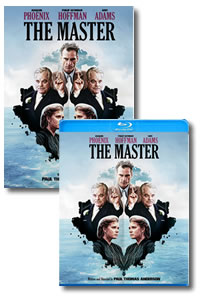 The Master on DVD Blu-ray today