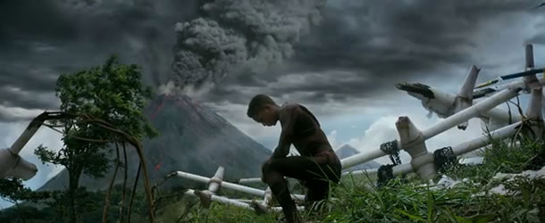 After Earth movie trailer