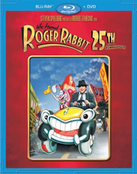 Who Framed Roger Rabbit: 25th Anniversary Edition (Blu-ray)