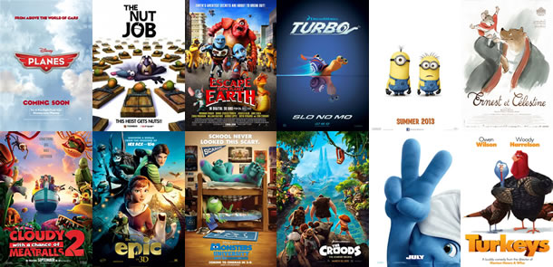 Early 2014 Oscar Predictions: Best Animated Feature