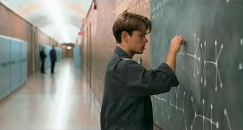 The Math Problem in 'Good Will Hunting' Explained ...  The Math Proble...