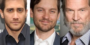 Jake Gyllenhaal, Tobey Maguire and Jeff Bridges