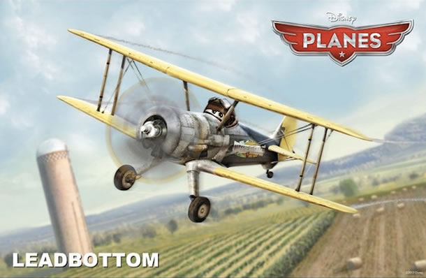 Cedric the Entertainer will voice Leadbottom in Planes
