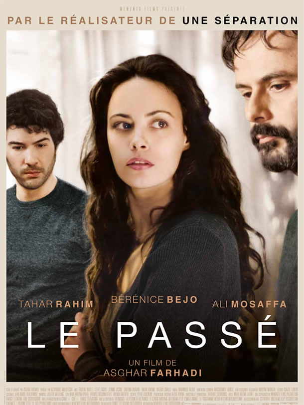 The Past (Le Passe) Movie Poster