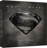 Man of Steel score