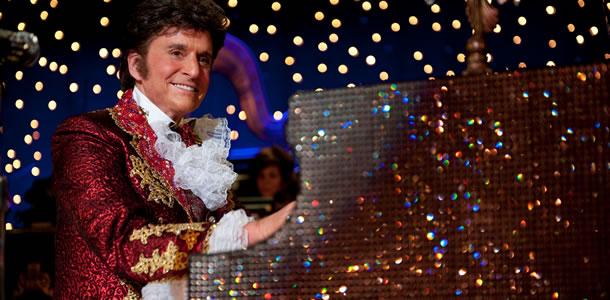 Behind the Candelabra movie review