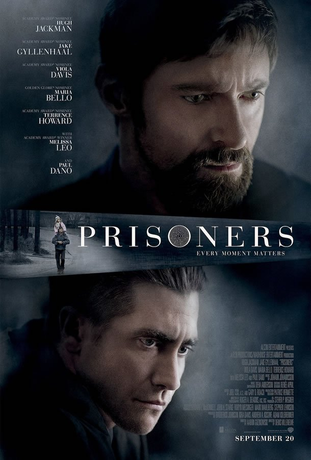 First 'Prisoners' Movie Poster | Rope of Silicon