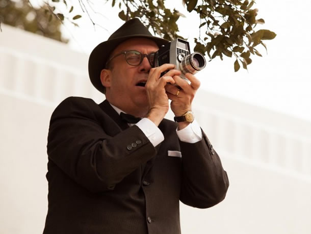 Paul Giamatti in Parkland