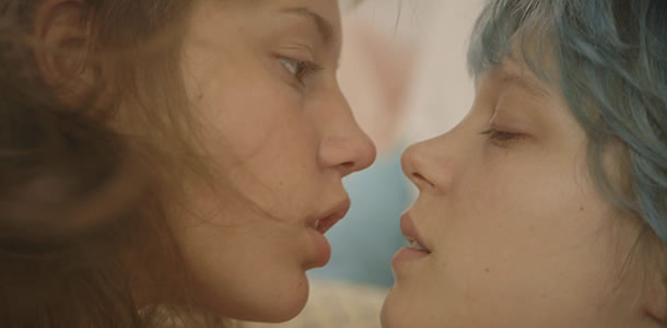 Blue is the Warmest Color trailer with subtitles