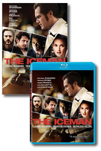 The Iceman on DVD Blu-ray today