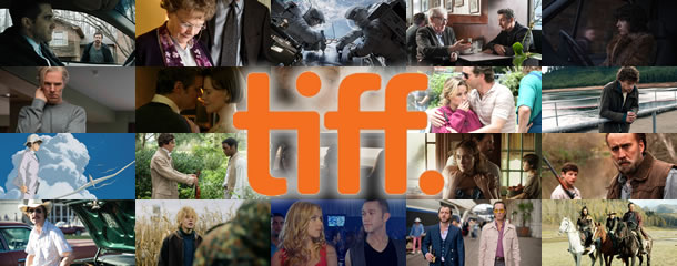 Most Anticipated Movies at the 2013 Toronto Film Festival