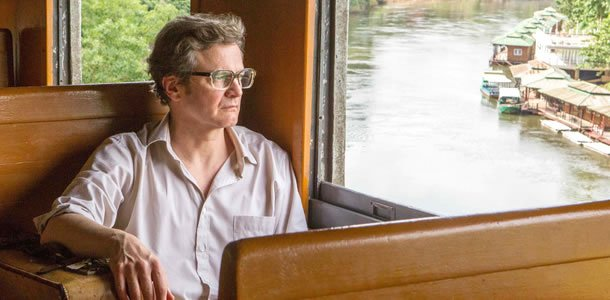 The Railway Man movie review