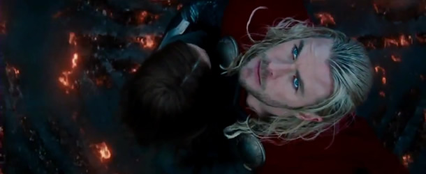 Thor 2 The Dark World extended movie trailer