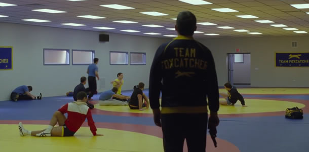 Foxcatcher movie trailer