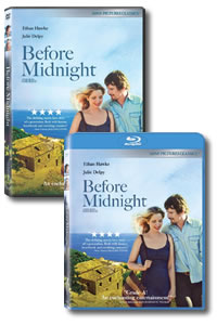Before Midnight on DVD Blu-ray today