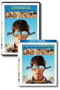 The Way, Way Back on DVD Blu-ray today