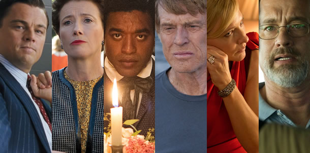 2014 Oscar predictions update