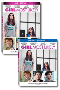 Girl Most Likely on DVD Blu-ray today