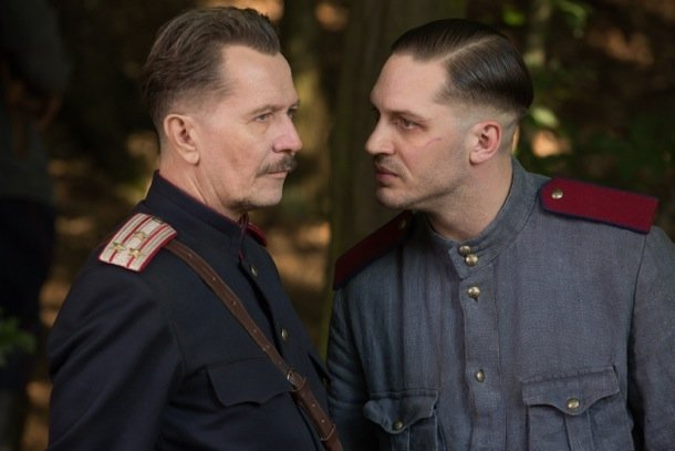GARY OLDMAN and TOM HARDY star in CHILD 44
