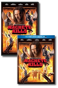 Machete Kills on DVD Blu-ray today