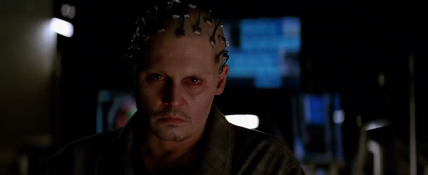 Transcendence movie trailer