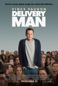 Delivery Man on DVD Blu-ray today