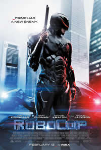 RoboCop on DVD Blu-ray today
