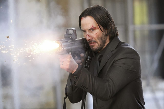 John Wick: Chapter Two Gets a Release Date.