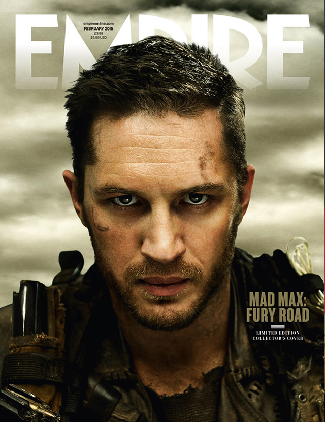 Astounding Tom Hardy Stares You Down In New Mad Max Fury Road Peeks Short Hairstyles For Black Women Fulllsitofus