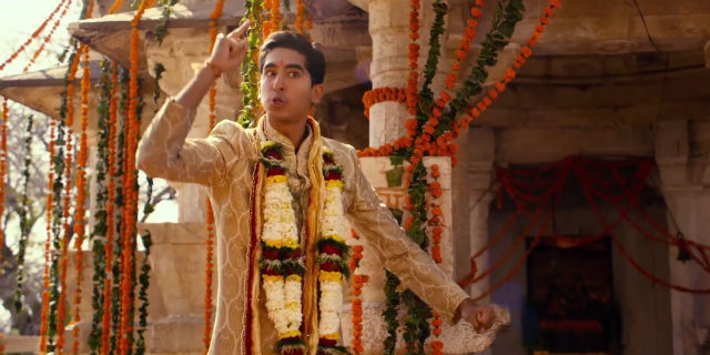 Dev Patel Sbemh In The Second Best Exotic Marigold Hotel
