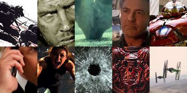 Top Ten Most Anticipated Blockbusters of 2015