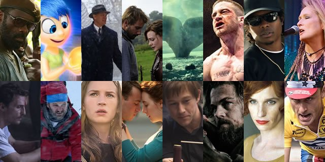 2016 Oscar Predictions: Best Picture