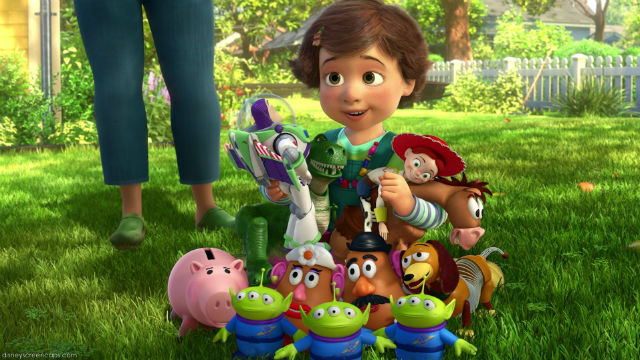 Toy Story 4 co-director
