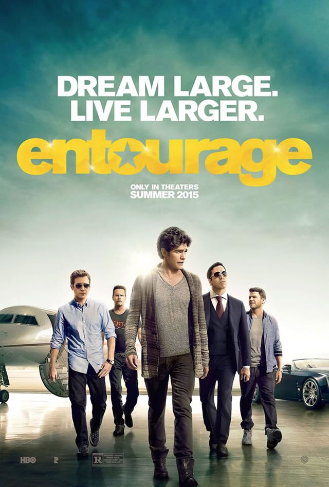 Watch Second 39 Entourage 39 Movie Trailer And New Poster