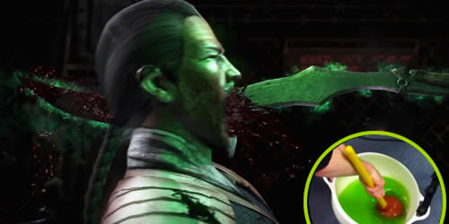 Mortal Kombat X sound effects