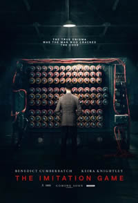 The Imitation Game on DVD Blu-ray today